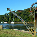 Cotehele Quay by the River Tamar