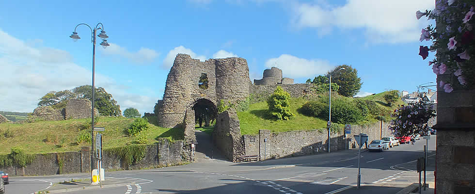Launceston is rich in history and ancient buildings