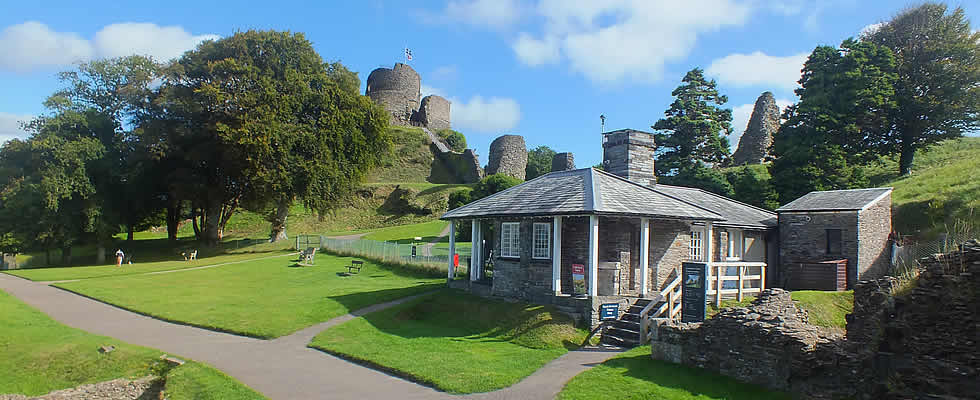 Launceston is an excellent base to stay on holiday in Cornwall