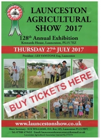 The TIC and Launceston Show