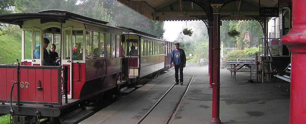 Launceston Steam Railway offers a great day out for all the family